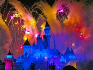 Disney In The Stars; A Musical Fantasy In The Sky, Hong Kong Disneyland Firework Show, 2005