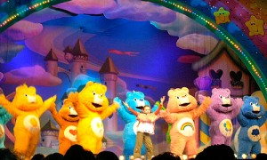 Care Bears Live!  Caring and Sharing Friends