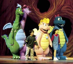 Dragon Tales Live!