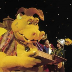 PBS DRAGON TALE LIVE SHOW PRODUCTION
